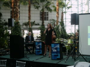 UIC's Concluding Banquet for SISE at the Crystal Gardens at Navy Pier
