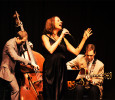 "In concert performing ""Something to Live For: The Strayhorn/Ellington Collaboration"