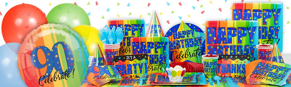 90th birthday partyelaine dame for 90th birthday decoration