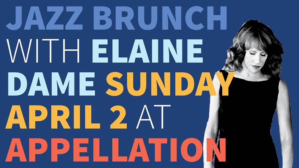 April Jazz Brunch Appellation